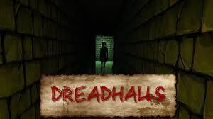 """Dreadhalls"" advertisement"