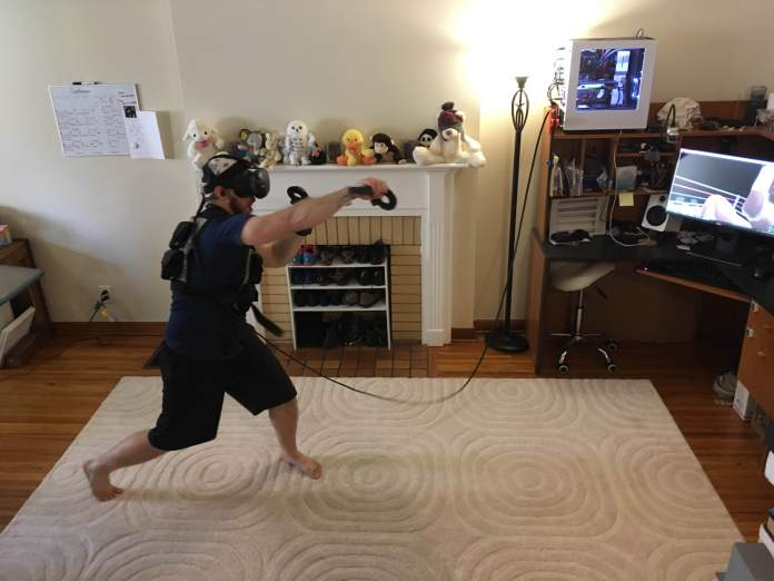The VR challenge!
