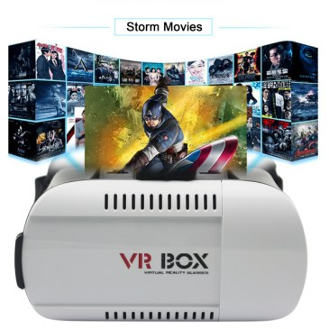bluetooth vr box