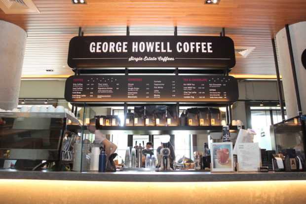 George Howell Coffee Time Out Market Boston