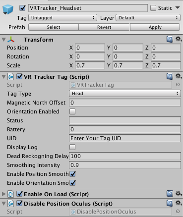 Easily add Interactions to your VR Game with VRTK - VR Tracker