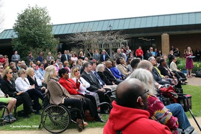 huge crowd at wwrc event