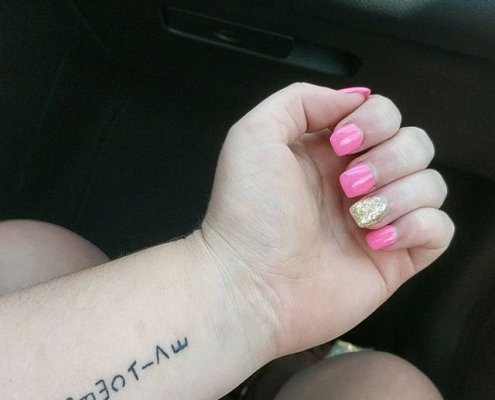 Viki Varner Tattoo