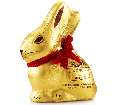 Gold Bunny_450
