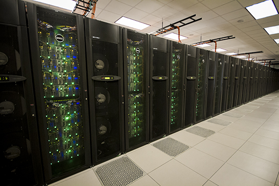 The Stampede supercomputer