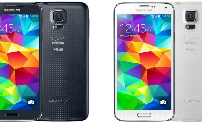 Verizon Samsung Galaxy S5