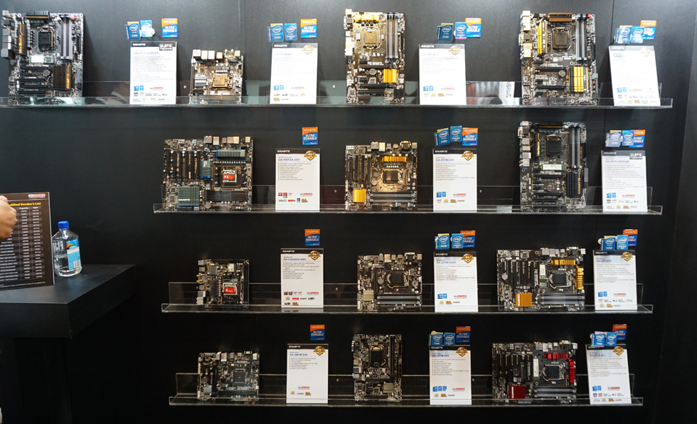 Gigabyte Ultra Durable Motherboards