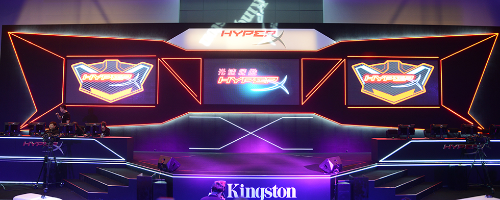 The HyperX Main Stage