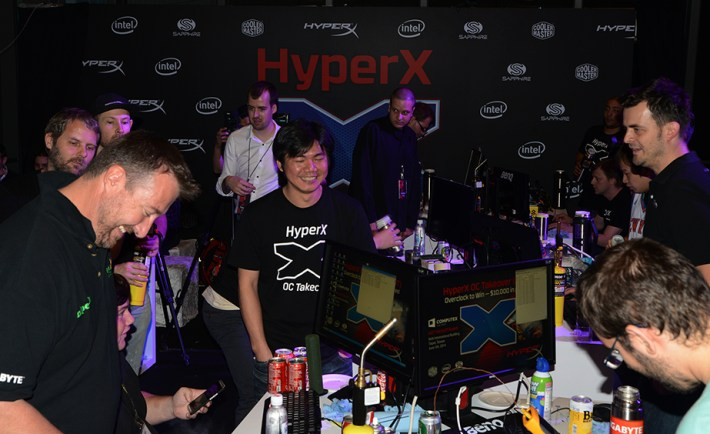 Kingston HyperX OC Takeover