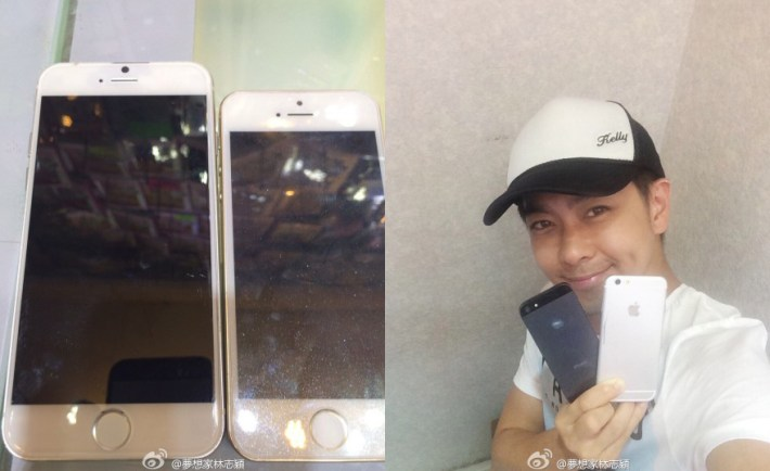JimmyLin iPhone 6