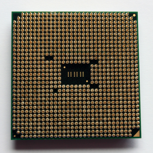 AMD A10 7800 APU - Bottom