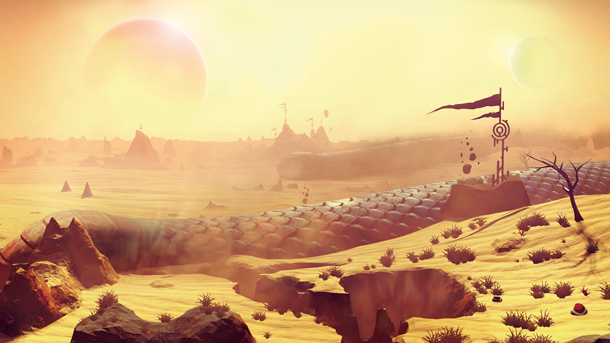 No Man's Sky, a hotly anticipated indie sim, will release first on PS4 but has also been confirmed for a PC launch.