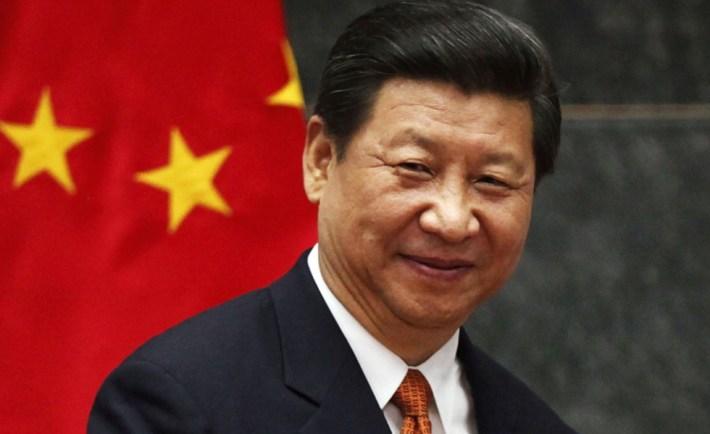 China's President, Xi Jinping.