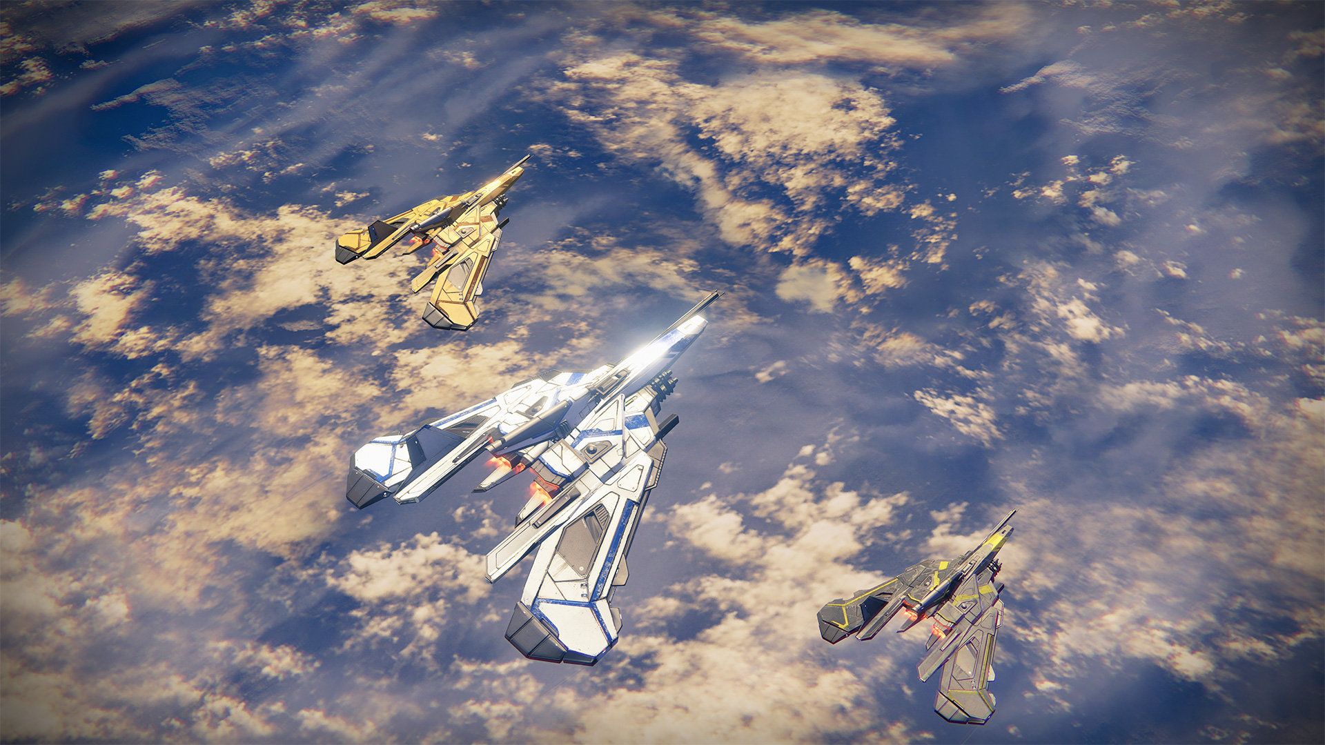 Destiny Exclusive Ships