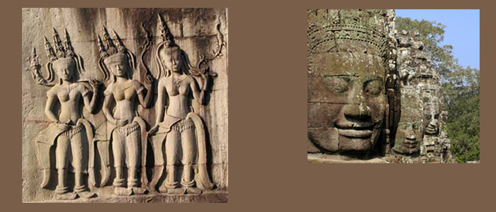 Images carved into the temple proper and its walls hint of more discoveries waiting to be unearthed.