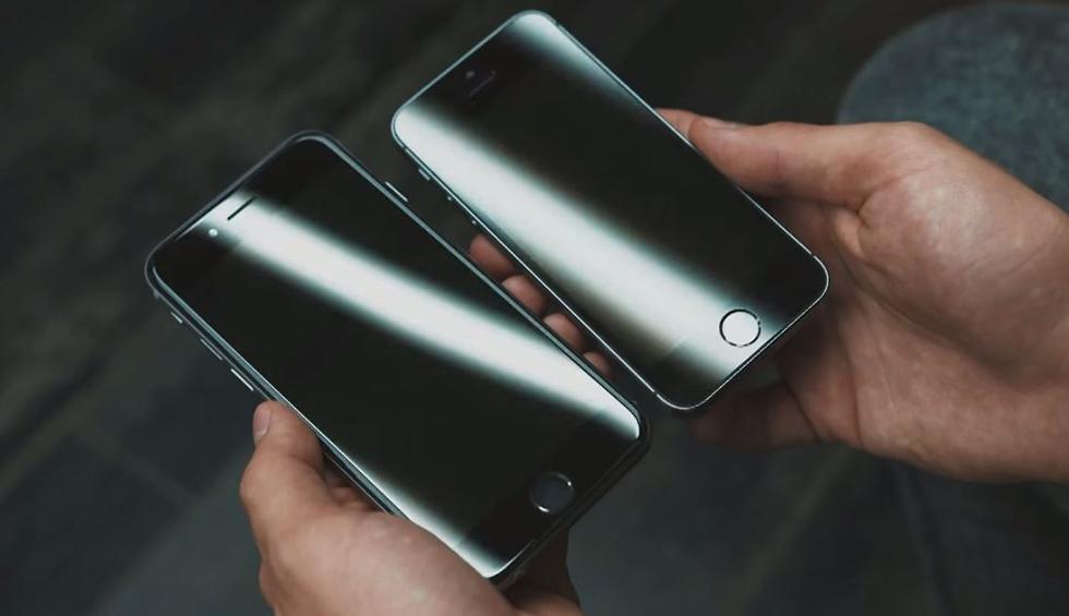 IPhone6SideBySideiPhone5S