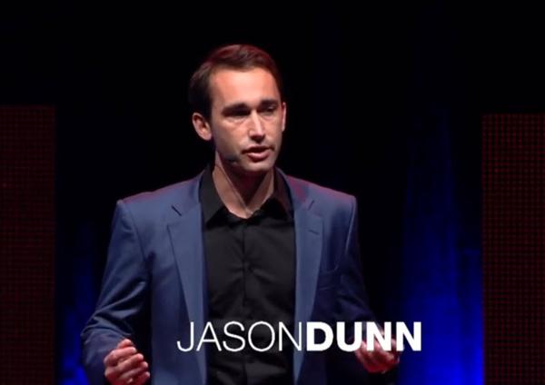Jason Dunn TEDx