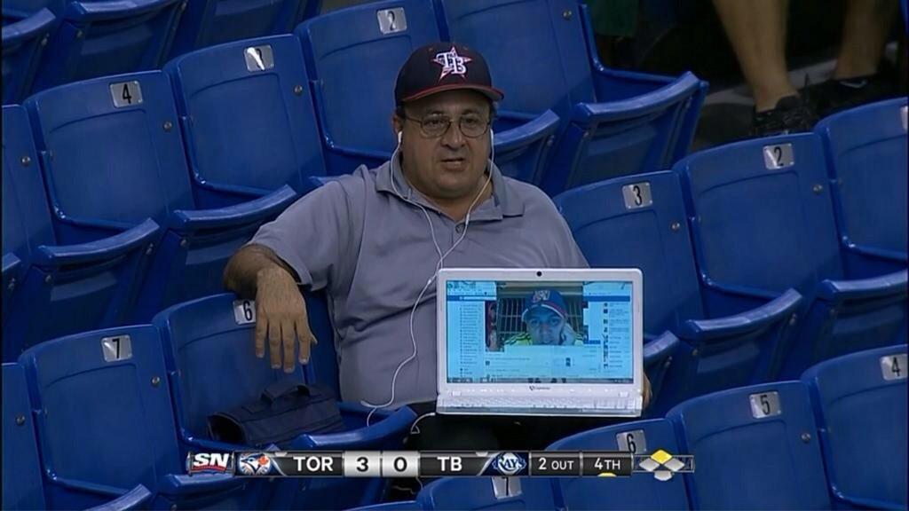 Skype Baseball