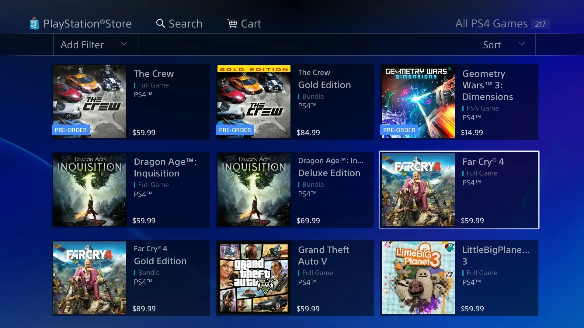 A Com Games On Ps4 : The problem with digital downloads on xbox one and ps