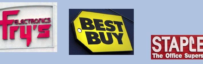 Best Buy Electronics Retailer