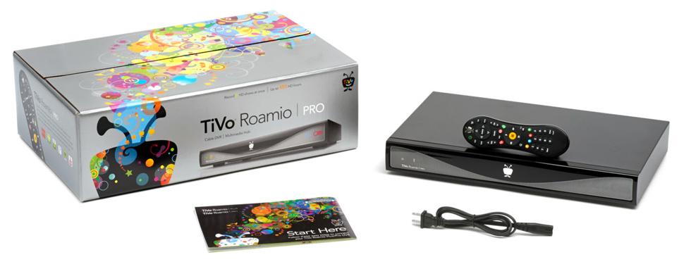 TiVo Roamio Pro