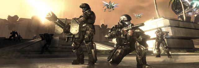 Halo 3 ODST Firefight