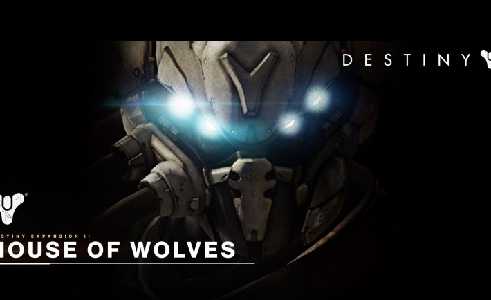 Destiny House of Wolves DLC NEW