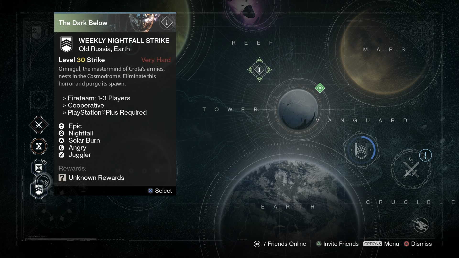 Bungie has once again rotated non-DLC owners out of Weekly Heroic and Nightfall Strikes for the week of Dec. 30 - Jan. 6, proving that until you buy the add-on you might be temporarily unable to participate.