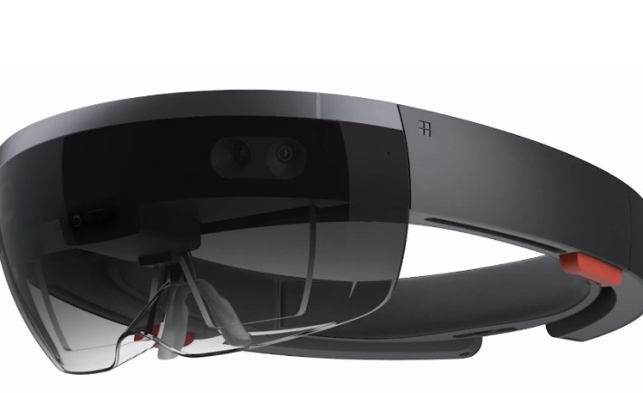 Microsoft HoloLens Hardware FINAL