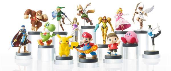Nintendo has made waves with its Amiibo line of figures, but will it be enough to bolster the company?