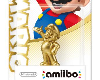 Amiibo Golden Mario
