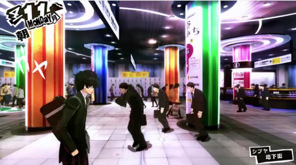 Persona 5 Tokyo