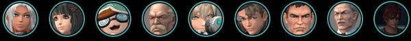 Xenoblade Character List