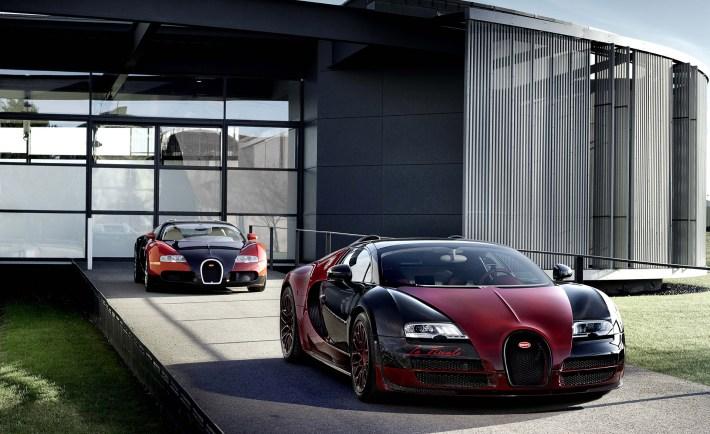 """The Bugatti Grand Sport Vitesse """"La Finale"""""""