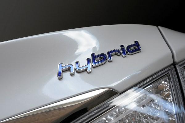 2015 Sonata Hybrid
