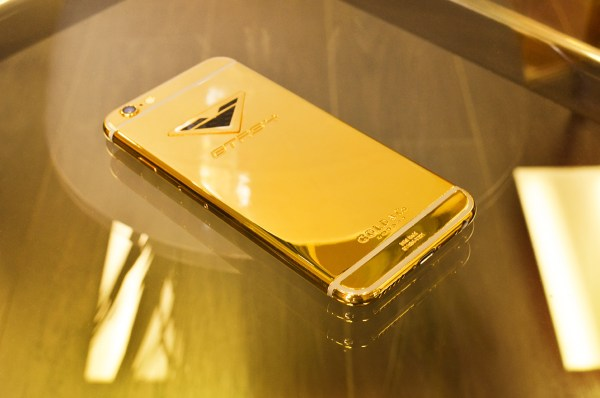 Vorsteiner edition Gold iPhone6 by Gold&Co London 1
