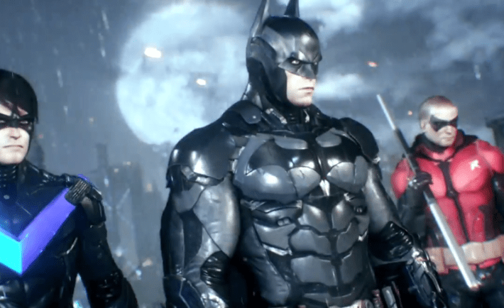 Arkham Knight Allies