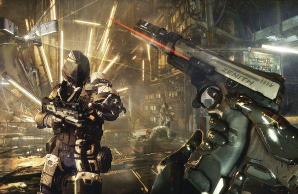 Deus Ex Mankind 1