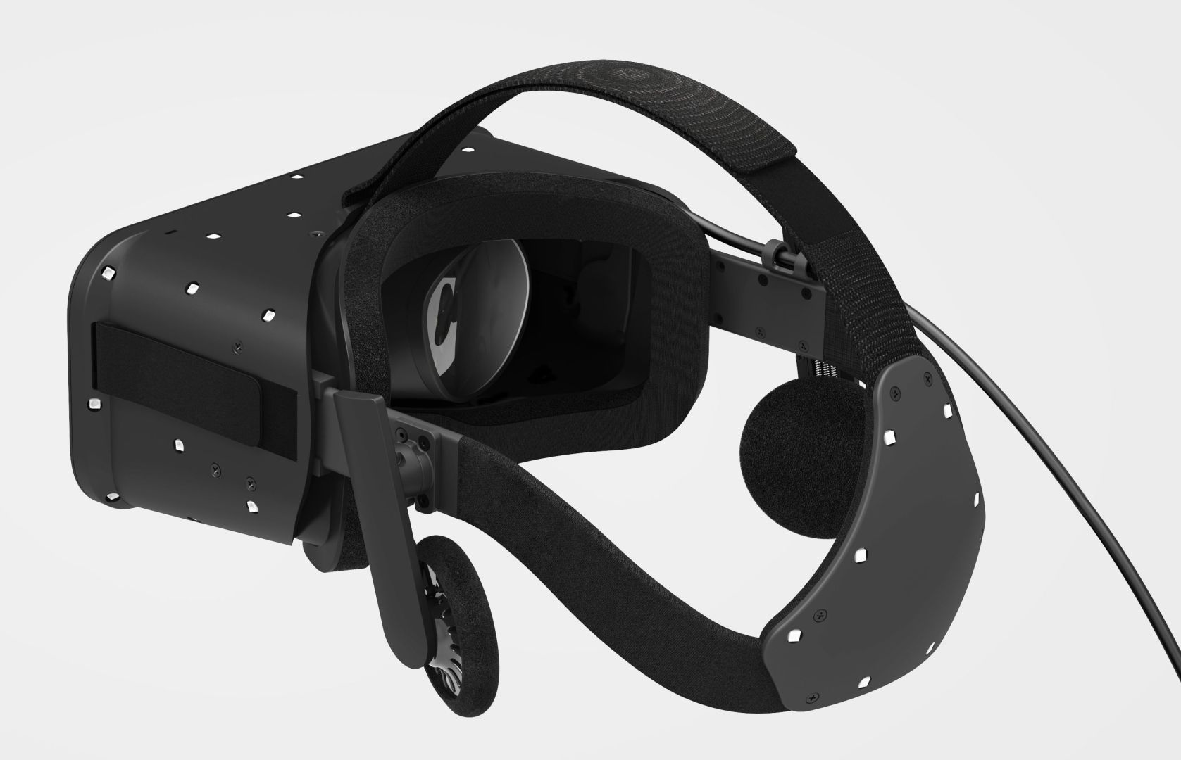 Oculus 'Crescent Bay' prototype was the final preparation run for the mass produced version of Rift.