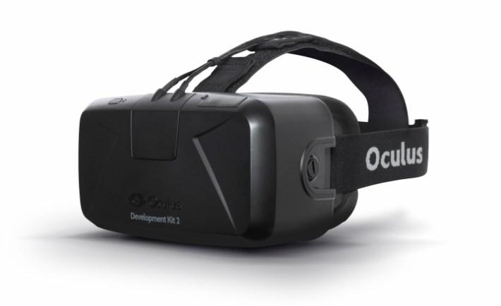 Oculus Rift Crescent Bay