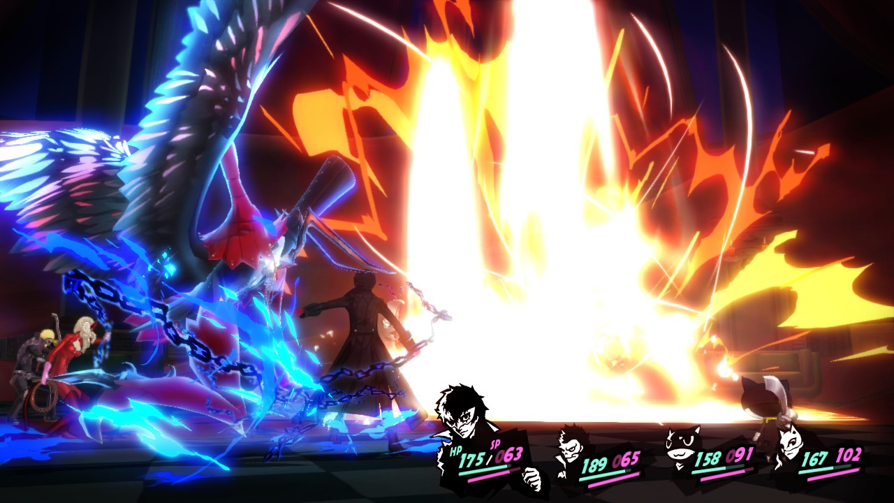 Persona 5 Screens 2