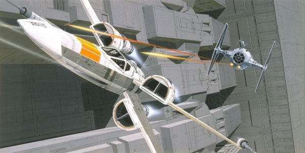 Star Wars Concept Art - New Hope7