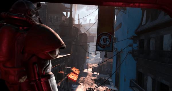 Fallout 4 Slum