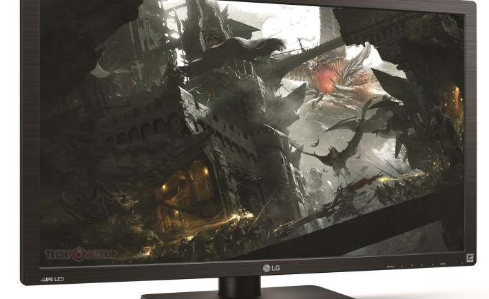 LG's latest 4K panel, the 27MU67 offers IPS panel and several cool tricks.