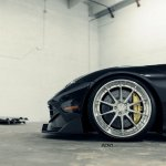 Ferrari F12 Berlinetta With ADV10 Track Spec CS Wheels