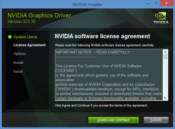 Nvidia is known for its GeForce Experience software, which automatically updates drivers and profiles. Alternatively, you can always download just the driver pack.