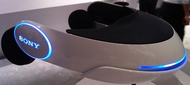 Sony Project Morpheus