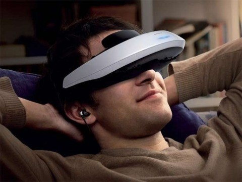 Project Morpheus targets full immersion - from movies to games by Sony and its entertainment subsidiaries.