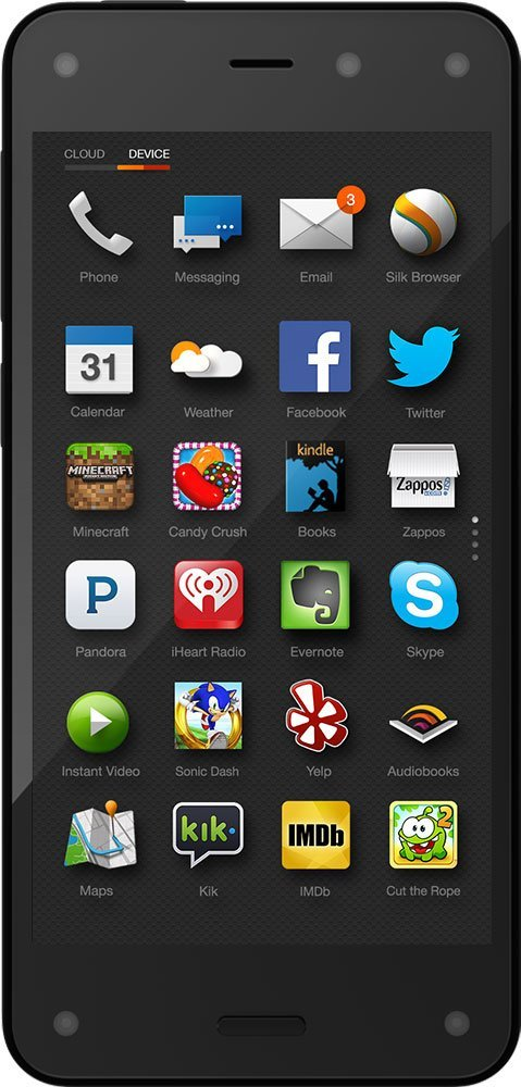 Fire Phone Was A Victim Of Wrong Decisions Pitting Mid Range Performance With
