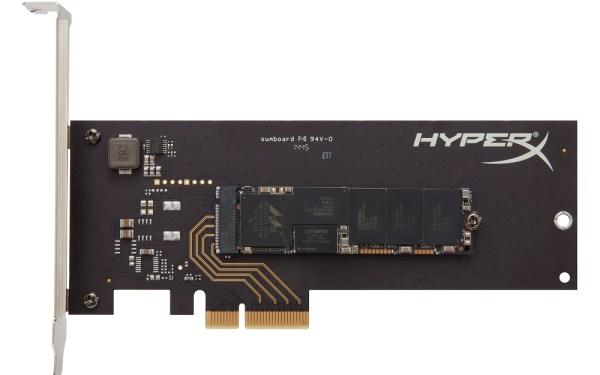 Regardless of using it in M.2 Slot of PCIe x4, HyperX Predator SSD is a mean performer.